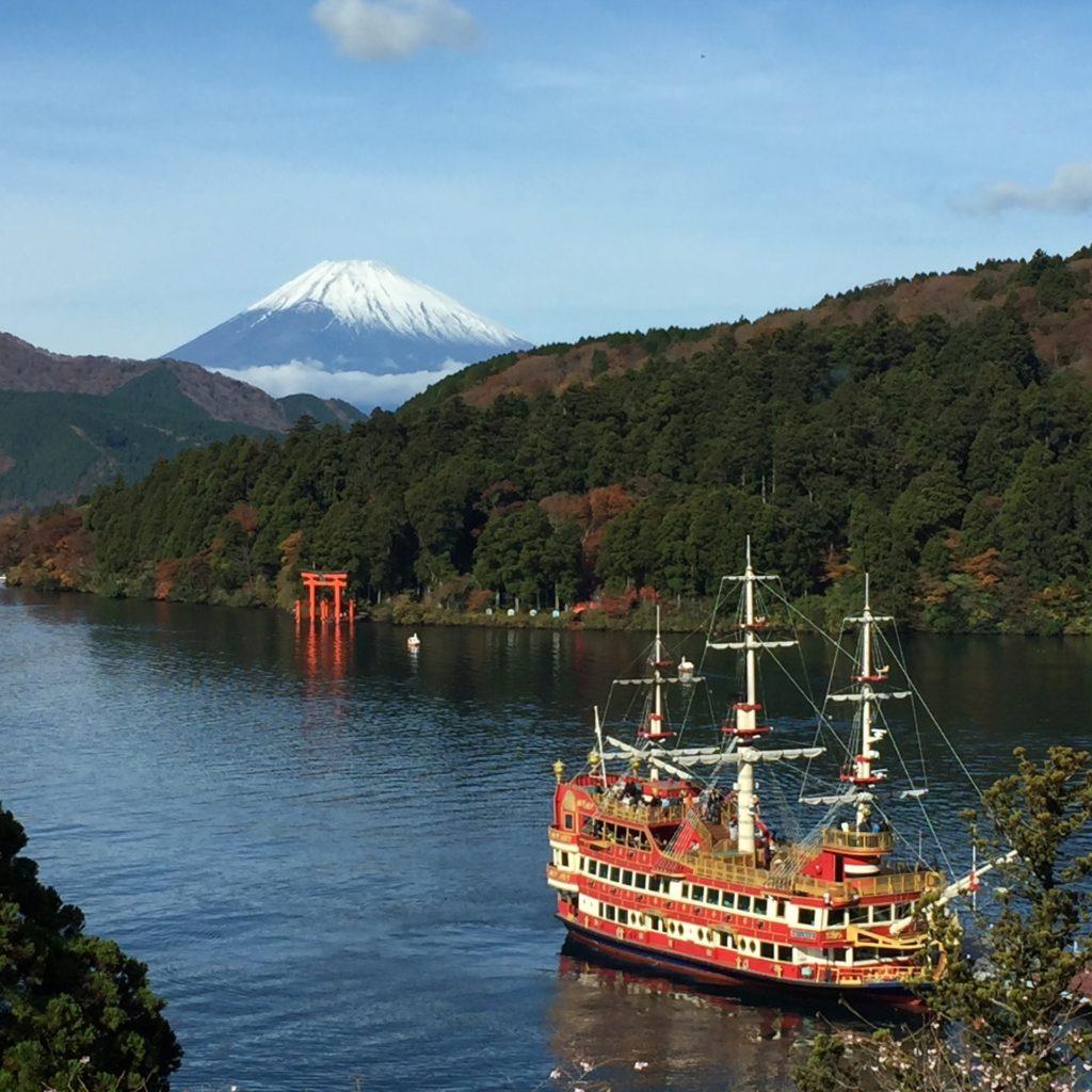 三世代の家族で行く!箱根旅行のおすすめ想い出作りスポット5選